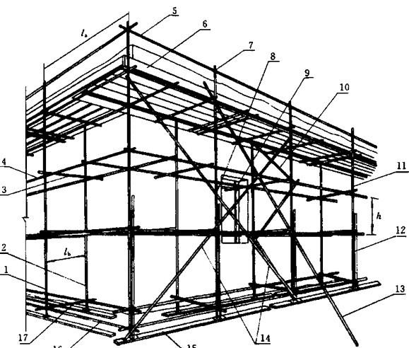 以及水平混凝土结构工程施工中模板支架的设计与施工